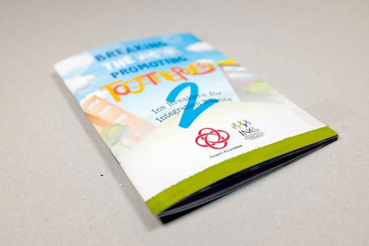 Game Booklet by PA