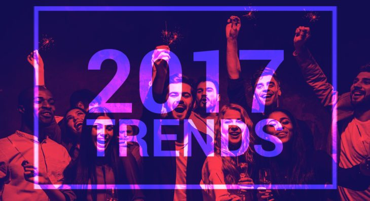 2017 Design and Logo Trends
